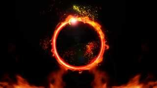 Ring with Flames - AE Project - After Effects