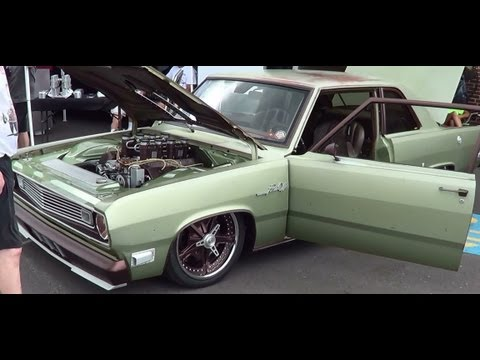 """1969 Plymouth Valiant  """"Pissed Off"""""""