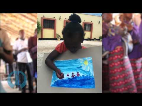 Zambia Children's Art