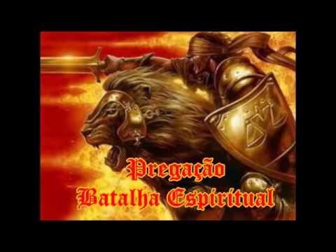 Pregação Chocante Batalha Espiritual