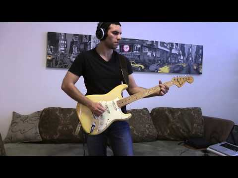 Lynyrd Skynyrd - Sweet Home Alabama - Guitar Cover by Lior Asher