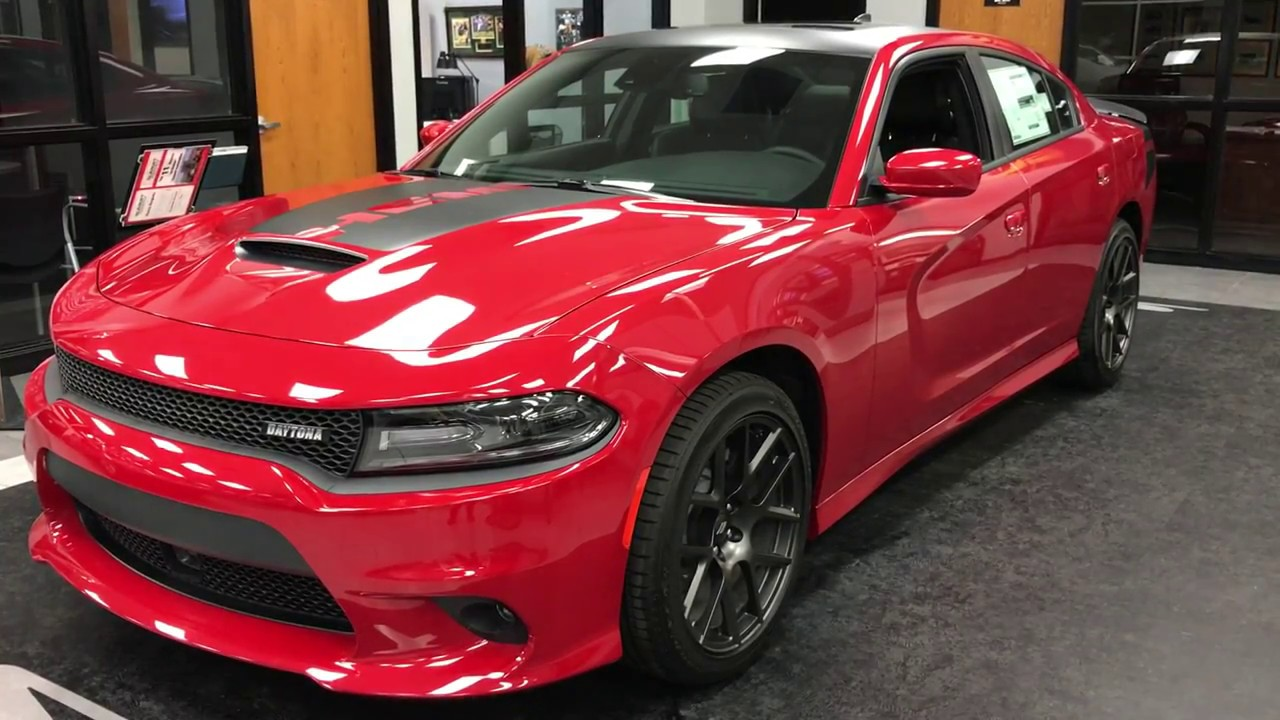 Sold 7d134 2017 Dodge Charger R T Rt Daytona Edition Tech Group