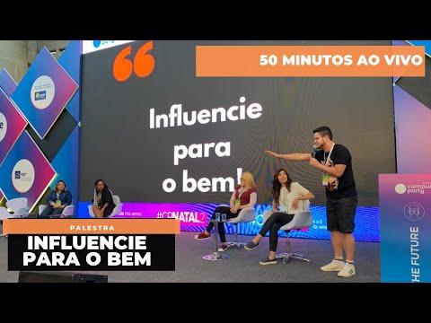 Influencers de Brasília debatem propósito nas redes | Talk Influenciador digital de Brasília