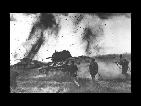 А.Твардовский - В подбитом танке