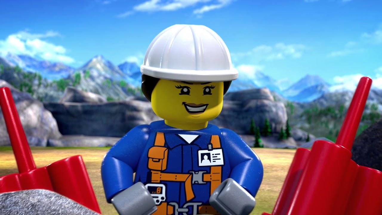 LEGO City - Gold Mine Grief! - Minimovies #1