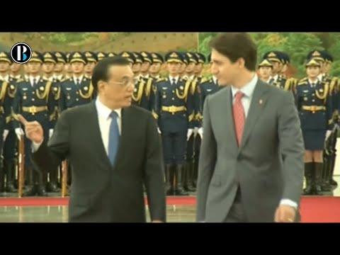 Canadá y China sellan acuerdos de cooperación pero no arrancan libre comercio