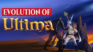 Graphical Evolution of Ultima (1979-2013)