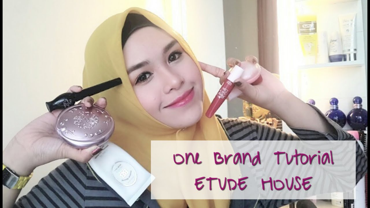 One brand makeup tutorial etude house bahasa ind youtube one brand makeup tutorial etude house bahasa ind baditri Image collections