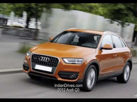 2012 Audi Q3 - Interior and Exterior Photo Tour