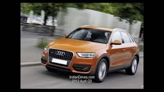 2012 Audi Q3 - Interior and Exterior Photo Tour