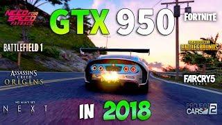 GeForce GTX 950 Test in 8 New Games