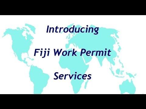 Fiji Work Permits