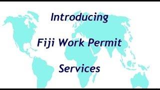 MRIBA - A004 - Fiji Work Permit Services