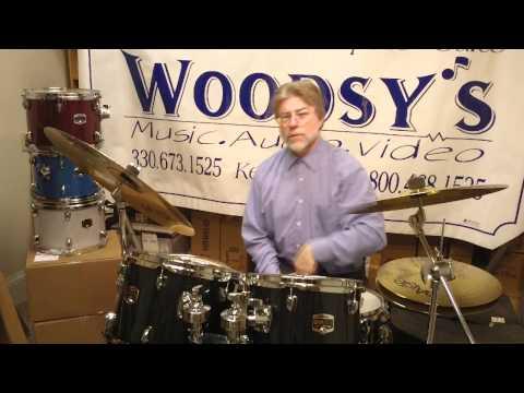 Yamaha Gigmaker Drum Kits