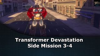 Transformers Devastation Side Mission 3-4