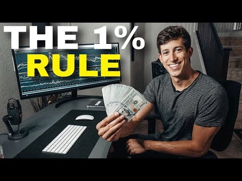 THE 1% RULE TRADING IN THE STOCK MARKET