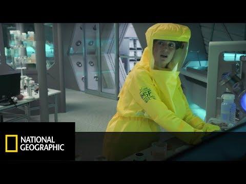 Marta ruszyła na ratunek ofiarom epidemii w bazie kosmicznej! [Mars 2]