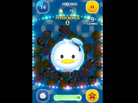 Tsum tsum donald duck score 128 000 youtube for Tsum tsum watch