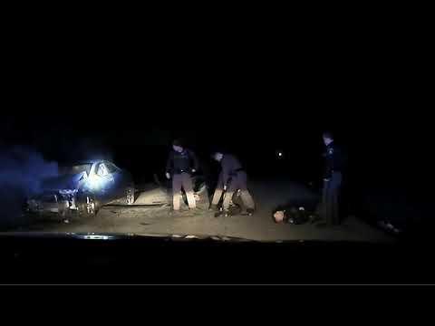 Dashboard video state troopers beating Berkeley County WV