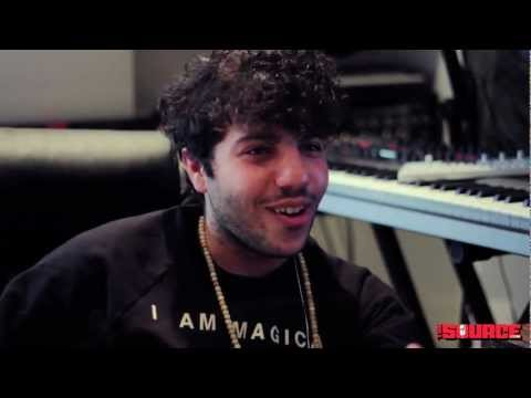 Exclusive: Producer Benny Blanco talks producing Rihanna's new song DIAMONDS