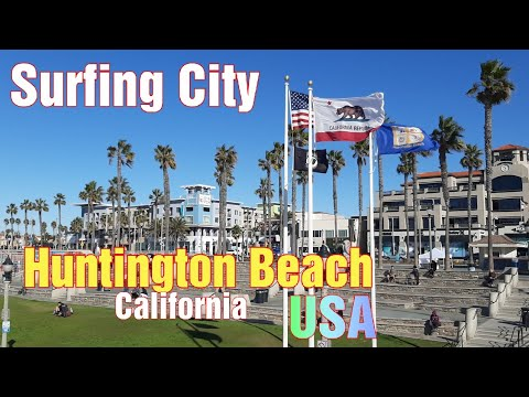Surfing City || Huntington Beach. ( Part 1 )