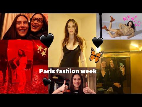 Paris Fashion Week~devon Lee Carlson🌟