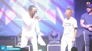 #Indundi TV|Big Fizzo , Esther Nish& Kirikou on Stage...|kirikou akora ku mazina ya bakuru biwe....