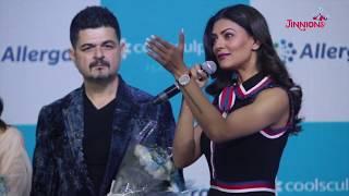 Sushmita Sen At The Launch Of Cool Sculpting India