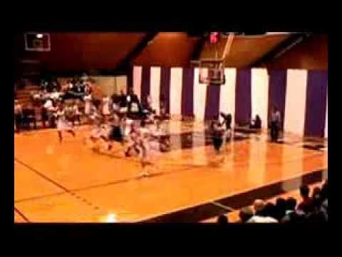 Allen Williamson Basketball Highlights Amherst College
