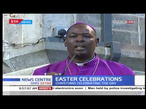 Easter Celebrations: Archbishop Ole Sapit\'s message this Good Friday