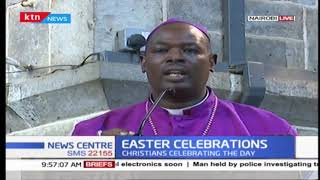 Easter Celebrations: Archbishop Ole Sapit's message this Good Friday