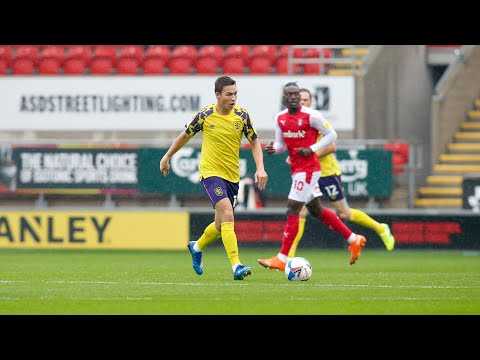 Rotherham Huddersfield Goals And Highlights