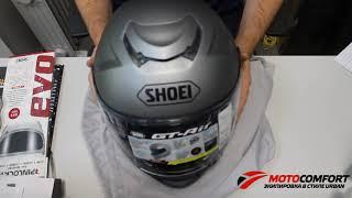 Обзор мотошлема Shoei GT-Air