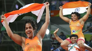 Rio Olympics 2016: Sakshi Malik Wins Bronze Medal, Family Expresses Joy