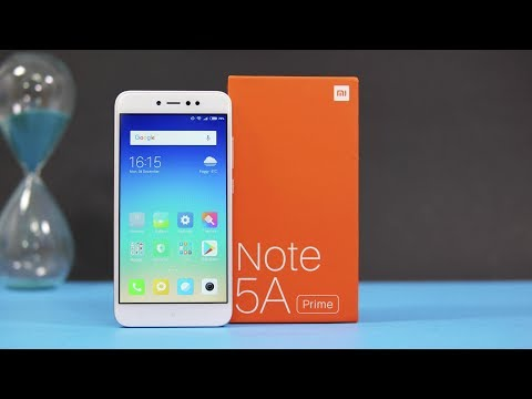 Is this Phone Worth it? – Xiaomi Redmi Note 5A Prime Review
