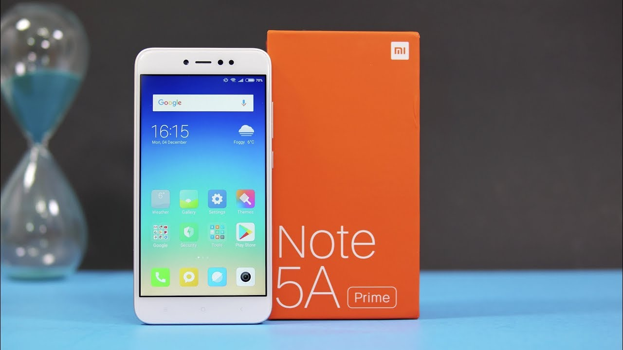 Is this Phone Worth it? - Xiaomi Redmi Note 5A Prime /Y1 Review