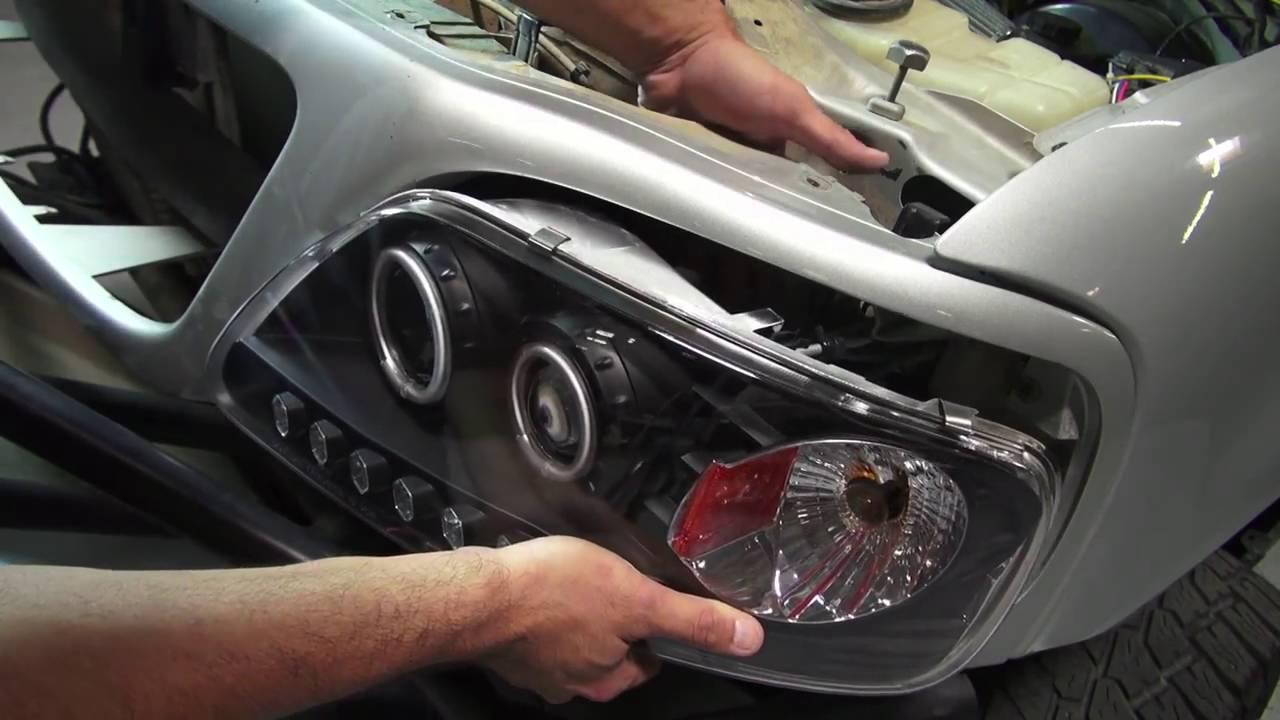 Spyder Auto Installation  1997