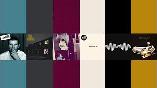 Ranking Every Arctic Monkeys Album