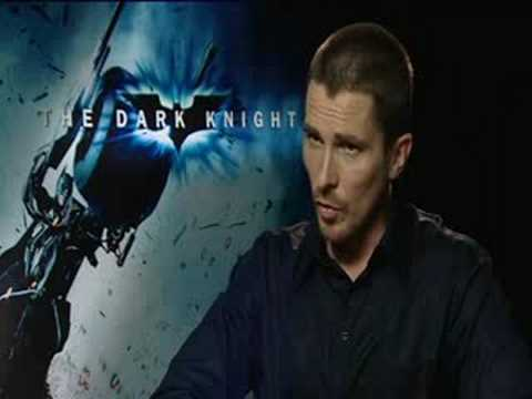 The Dark Knight - Christian Bale Exclusive Interview