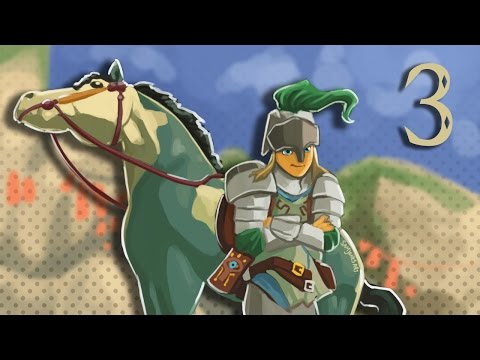 BasicallyIPlay - Legend of Zelda: BoTW! #3 Zoras Domain, Link and Mipha Love!