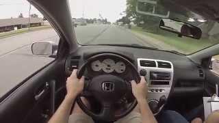 POV Drive: 2004 Honda Civic Si