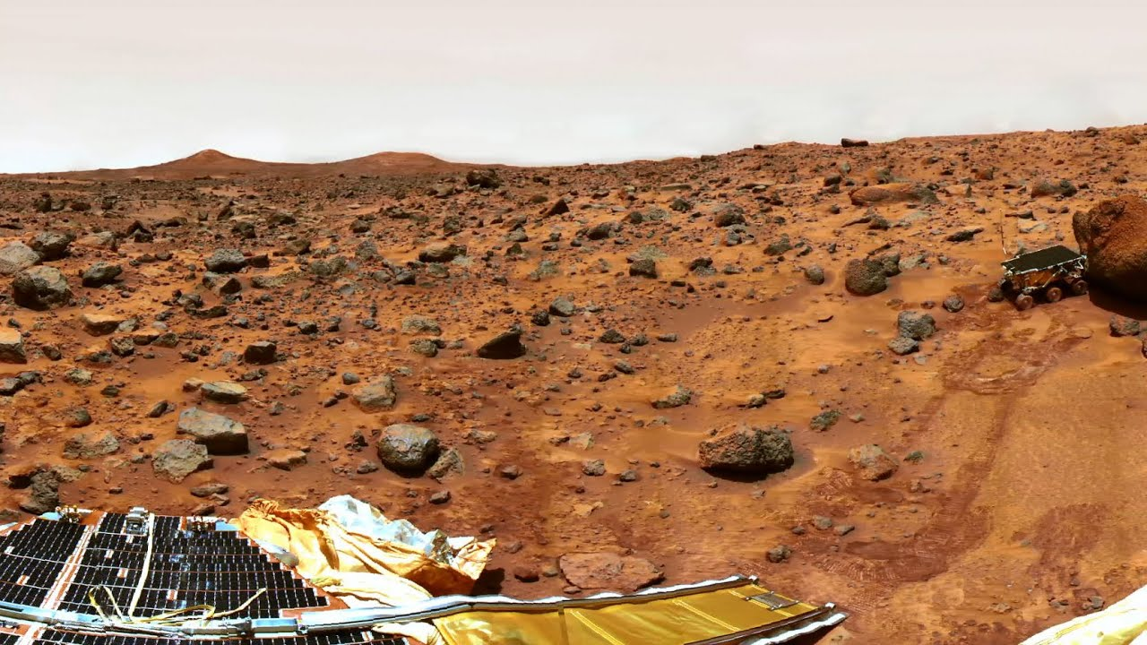 Mars - The Red Planet - YouTube