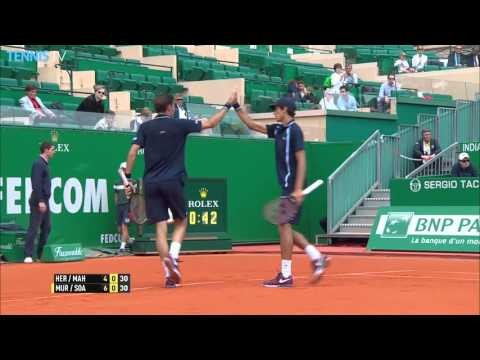 Monte Carlo 2016 Doubles Final Highlights