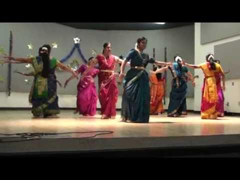 Tamil Kummi Dance - Krishna song