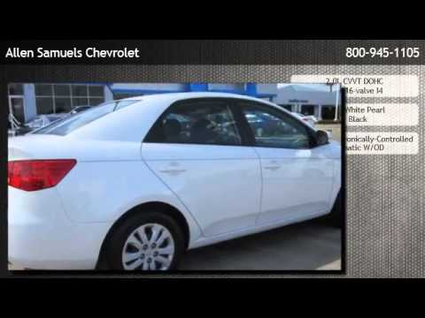2012 Kia Forte Sedan Automatic EX  - Spring Valley