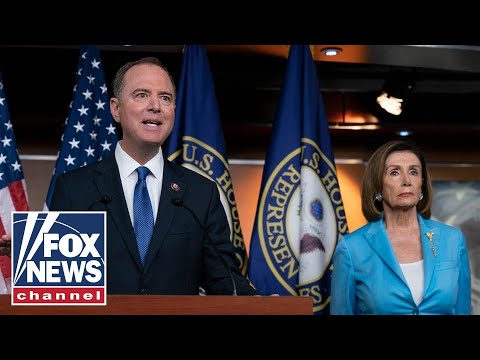 Schiff, House managers respond to McConnell's impeachment process