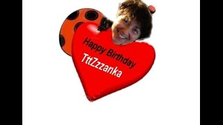 Birthday Tzanka