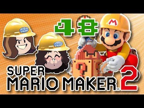 Super Mario Maker 2 - 48 - Good Luck, Horse F&@#er