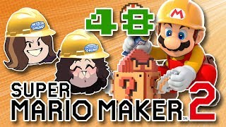 Super Mario Maker 2 - 48 - Good Luck, Horse F&@#er