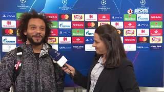 Marcelo do Real Madrid: